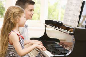 Kids Music Lessons from the School in Middlesex near Harrow, Hillingdon, London